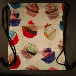 NEW - Backpack - Drawstring Shoulder bag - cupc…